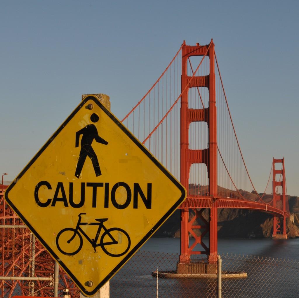 Stop: Golden Gate Bridge
